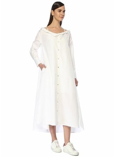Kenzo Elbise Beyaz